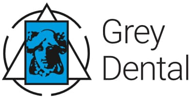 Grey Dental logo